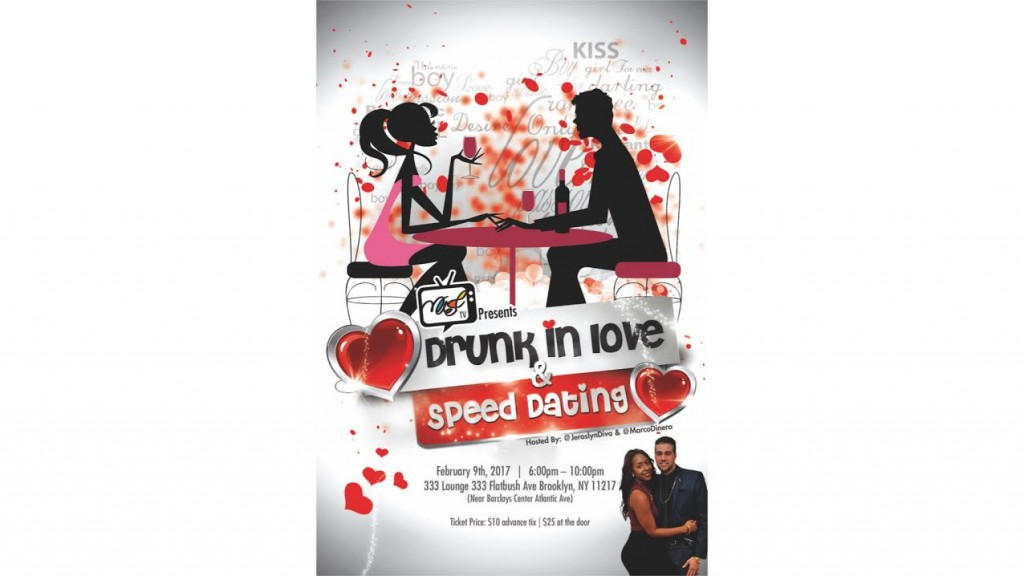 masetv presents drunk in love speed dating social in nyc purchase tix inside. Black Bedroom Furniture Sets. Home Design Ideas